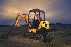 JCB 30PLUS Tracked Excavators Bangalore