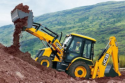 JCB Backhoe Loaders Bangalore