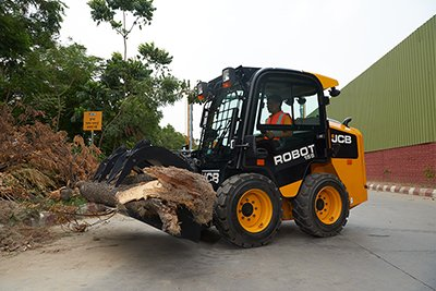JCB Skid Steer Loaders Bangalore