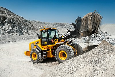 JCB Wheeled Loaders Bangalore