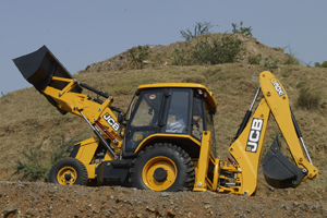 JCB 3DX Xtra ecoXcellence Backhoe Loaders Bangalore