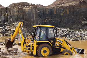 JCB 3DX Super ecoXcellence Backhoe Loaders Bangalore