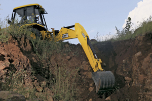 JCB 4DX ecoXcellence Backhoe Loaders Bangalore