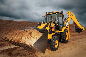 JCB 3DX ecoXcellence Backhoe Loaders Bangalore